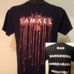 SAMAEL 2013  shirt