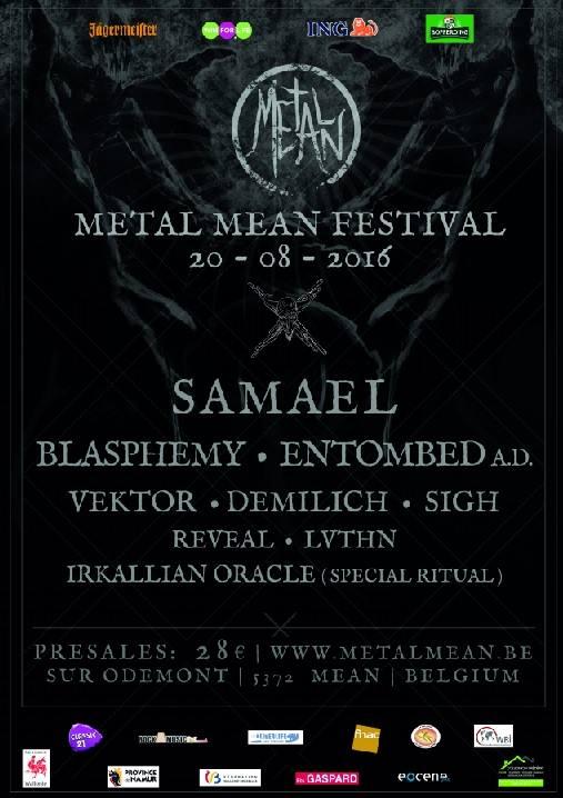 metal mean fest